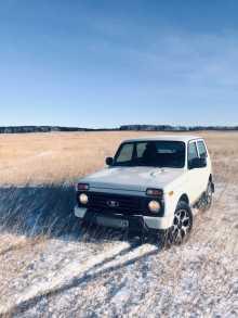 Иркутск 4x4 2121 Нива 2019
