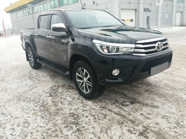 Toyota Hilux Pick Up, 2018 год, 2 400 000 руб.