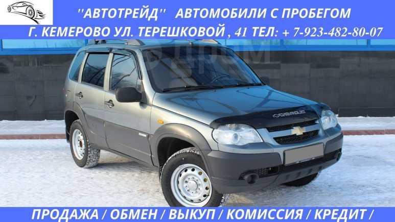 Chevrolet Niva, 2009 год, 299 000 руб.
