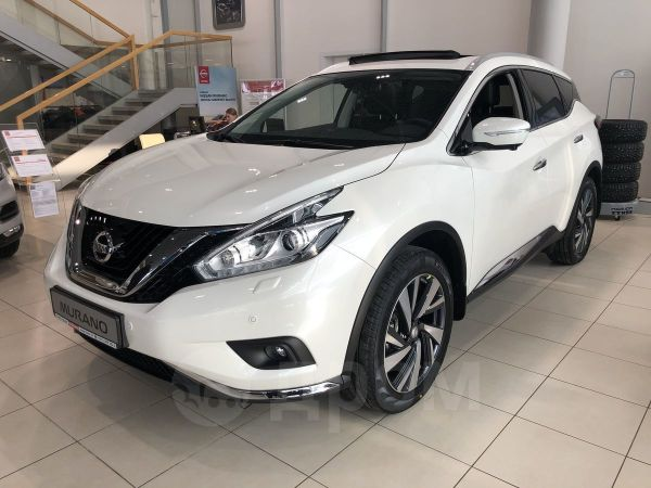 Nissan Murano, 2019 год, 3 200 000 руб.