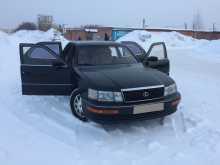 Новосибирск LS400 1991