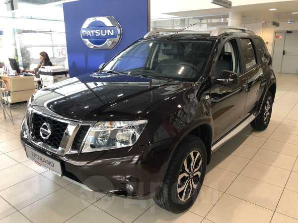 Nissan Terrano, 2019 год, 1 360 000 руб.