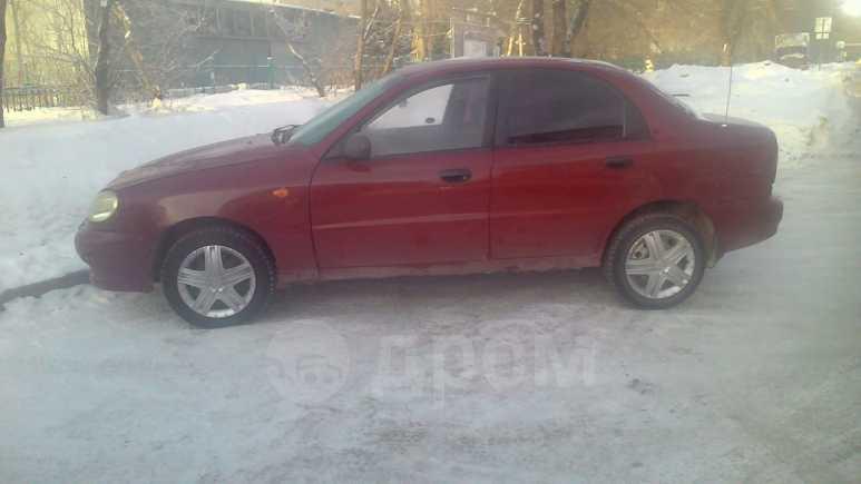 Chevrolet Lanos, 2007 год, 119 000 руб.