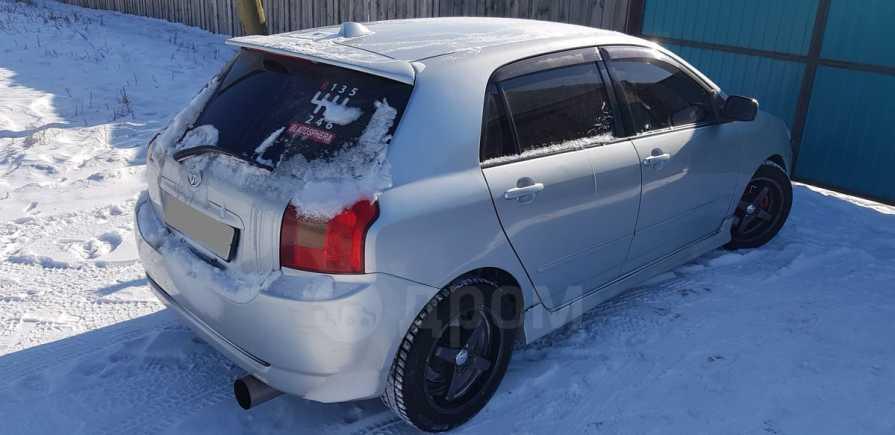 Toyota Corolla Runx, 2002 год, 390 000 руб.