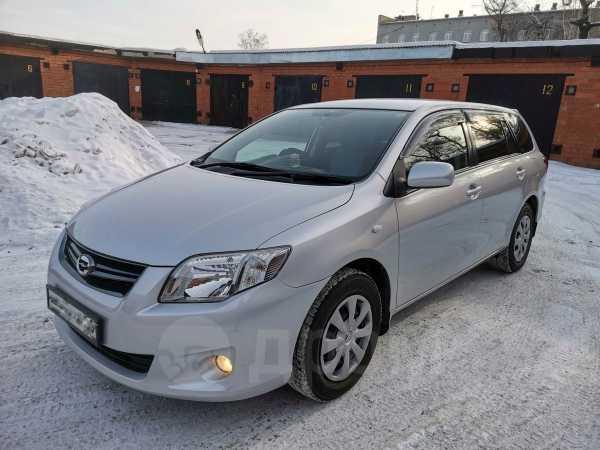 Toyota Corolla Fielder, 2011 год, 600 000 руб.
