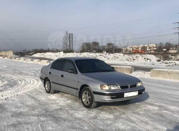 Toyota Carina E, 1998 год, 245 000 руб.