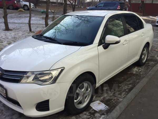 Toyota Corolla Axio, 2012 год, 620 000 руб.