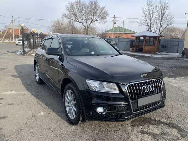 Audi Q5, 2013 год, 950 000 руб.