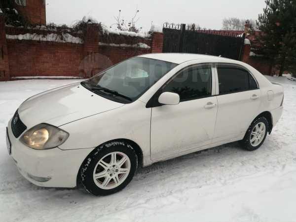 Toyota Corolla, 2002 год, 135 000 руб.