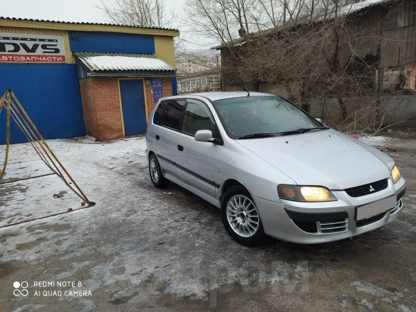 Mitsubishi Space Star, 2004 год, 160 000 руб.