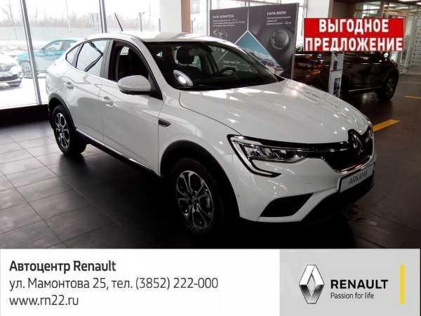 Renault Arkana, 2019 год, 1 437 990 руб.