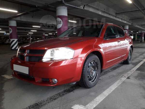 Dodge Avenger, 2007 год, 495 000 руб.