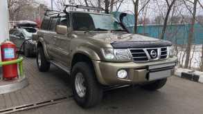 Находка Nissan Safari 2003