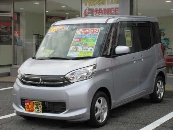 Mitsubishi eK Space, 2016 год, 480 000 руб.
