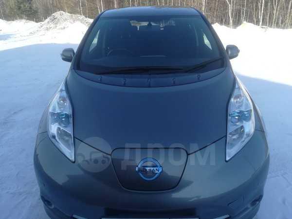 Nissan Leaf, 2013 год, 629 000 руб.