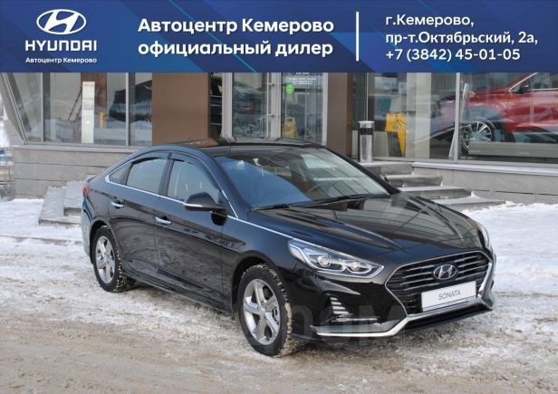 Hyundai Sonata, 2019 год, 1 655 000 руб.