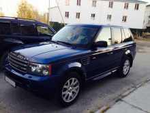 Салехард Range Rover 2008