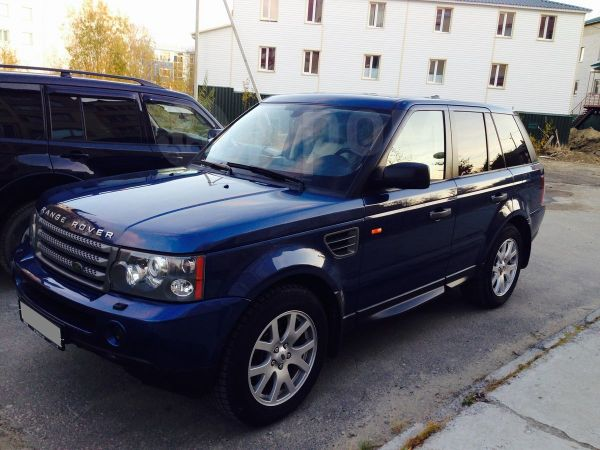 Land Rover Range Rover, 2008 год, 899 999 руб.