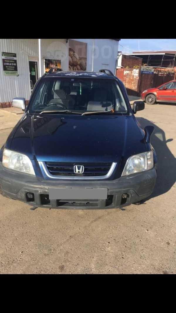Honda CR-V, 1996 год, 165 000 руб.