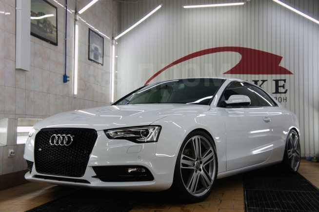 Audi A5, 2013 год, 1 290 000 руб.