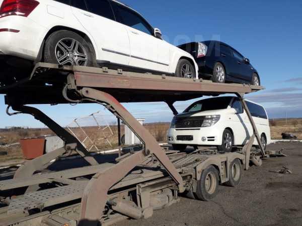 Nissan Elgrand, 2004 год, 485 000 руб.