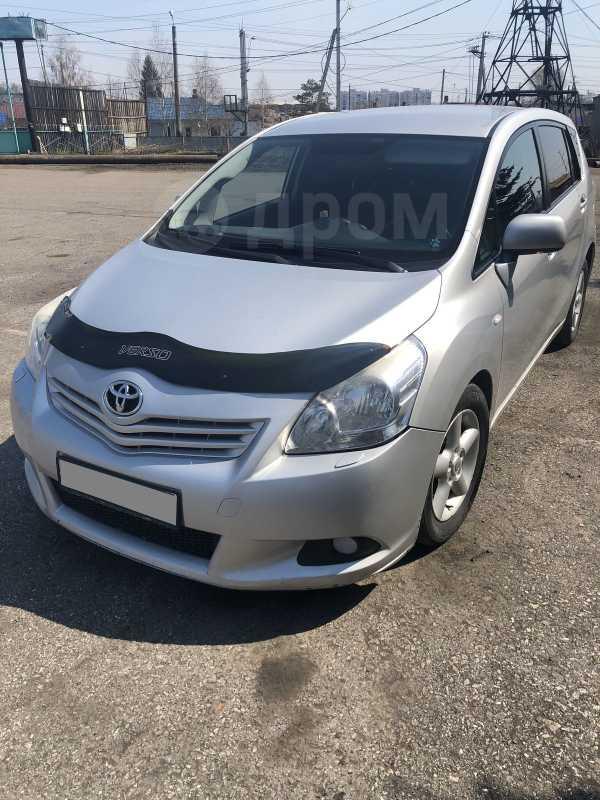 Toyota Verso, 2009 год, 630 000 руб.