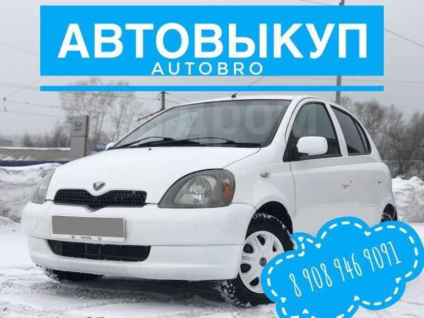 Toyota Vitz, 1999 год, 180 000 руб.