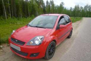 Ухта Ford Fiesta 2007