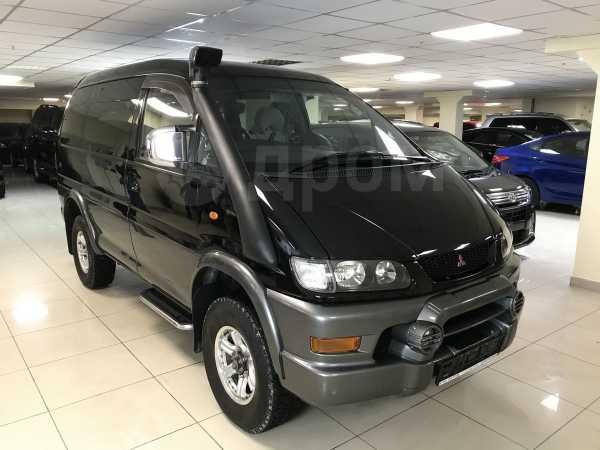 Mitsubishi Delica, 2001 год, 855 000 руб.