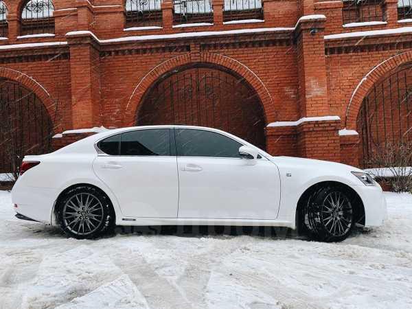 Lexus GS450h, 2012 год, 1 920 000 руб.