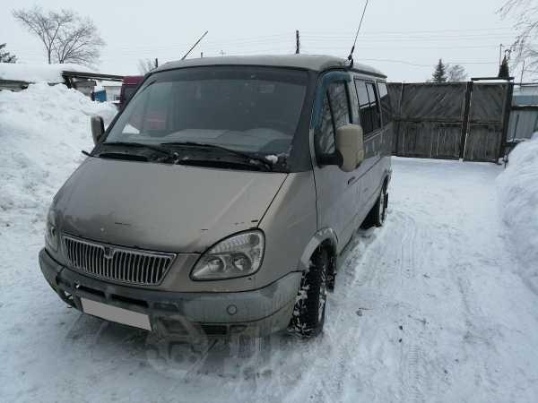 ГАЗ 2217, 2008 год, 150 000 руб.