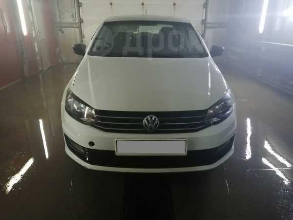 Volkswagen Polo, 2017 год, 485 000 руб.