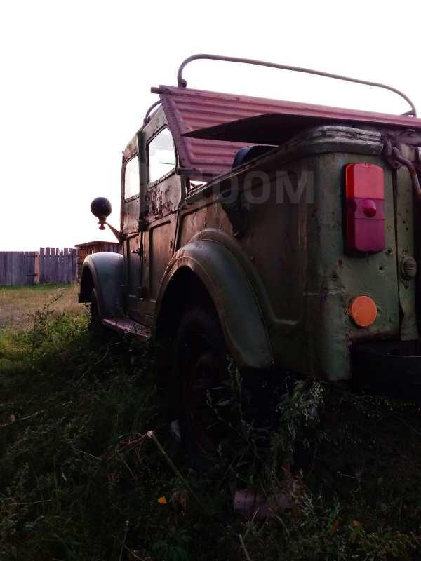 ГАЗ 69, 1971 год, 50 000 руб.