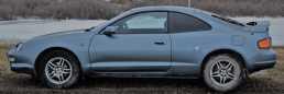 Toyota Celica, 1995 год, 270 000 руб.