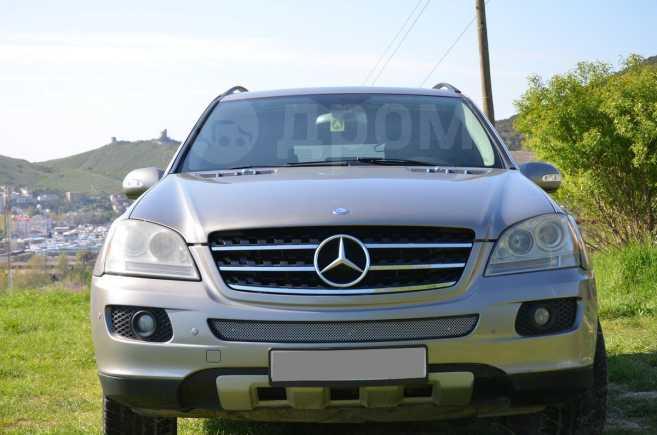 Mercedes-Benz M-Class, 2006 год, 580 000 руб.