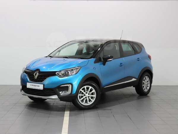 Renault Kaptur, 2016 год, 903 000 руб.