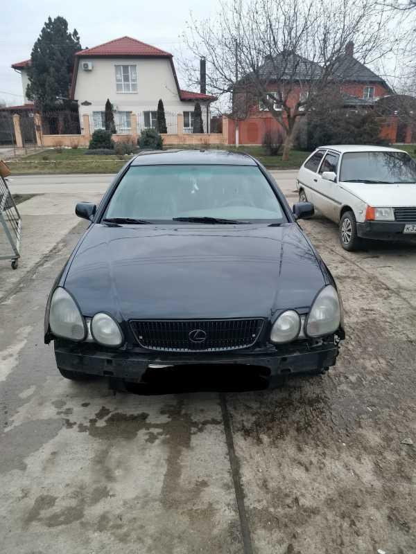 Lexus GS300, 1999 год, 400 000 руб.