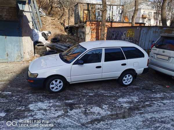 Toyota Corolla, 2002 год, 199 000 руб.