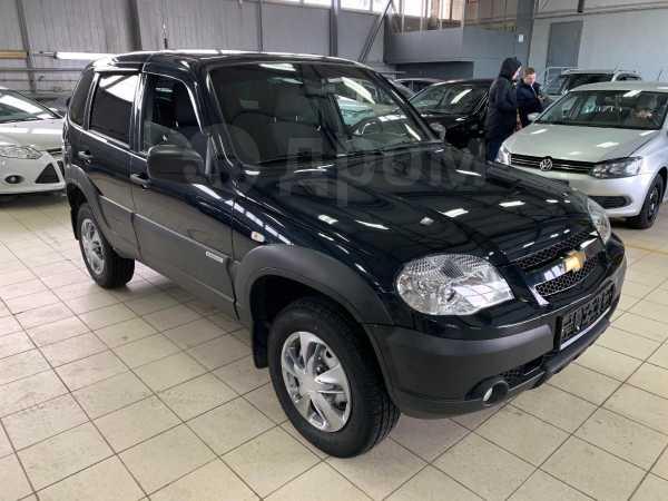 Chevrolet Niva, 2018 год, 555 000 руб.