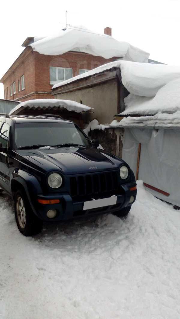 Jeep Cherokee, 2002 год, 455 000 руб.