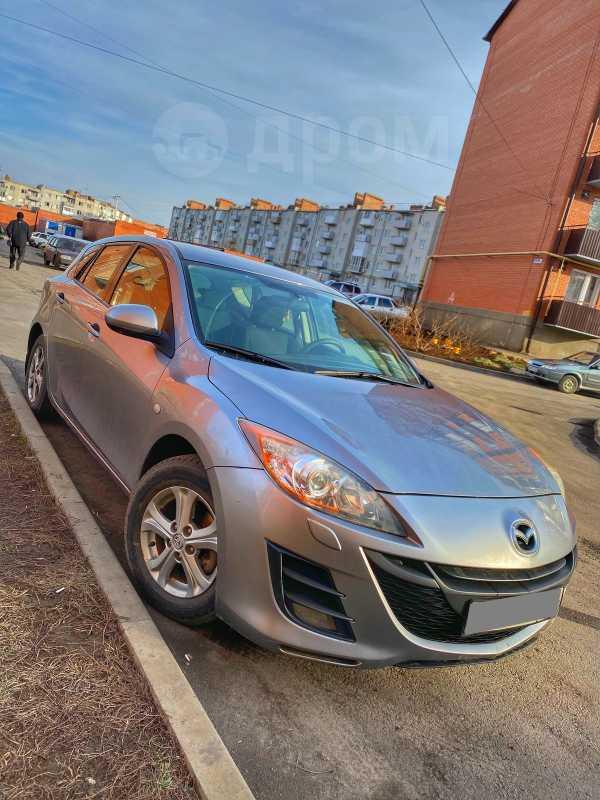 Mazda Mazda3, 2010 год, 515 000 руб.