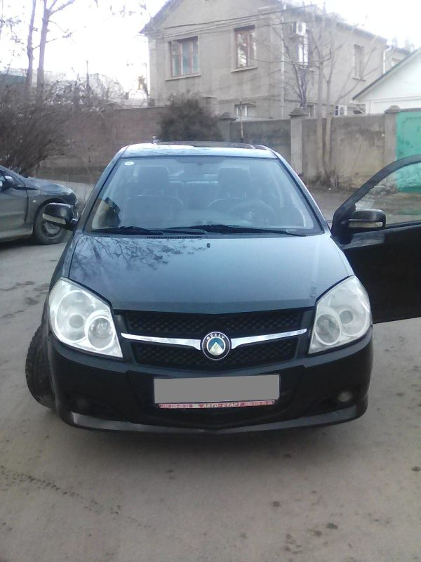 Geely MK, 2008 год, 120 000 руб.