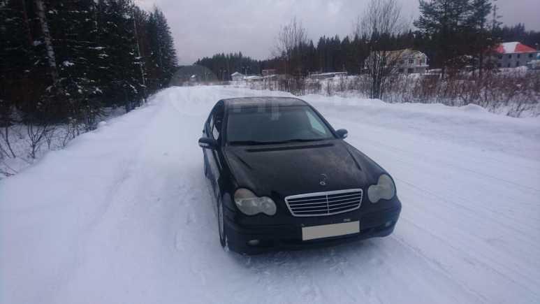 Mercedes-Benz C-Class, 2002 год, 320 000 руб.
