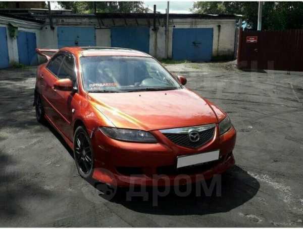 Mazda Mazda6, 2003 год, 350 000 руб.