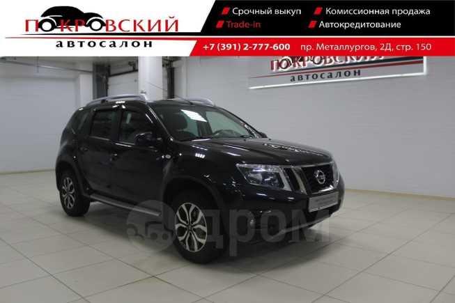 Nissan Terrano, 2015 год, 758 000 руб.