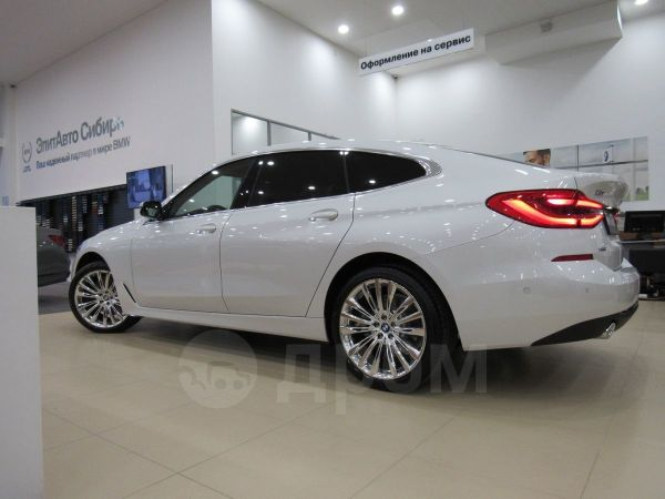 BMW 6-Series, 2019 год, 4 760 000 руб.