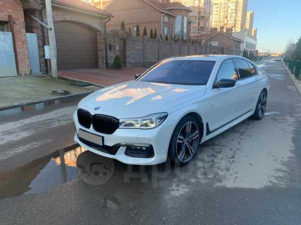 BMW 7-Series, 2016 год, 3 949 000 руб.