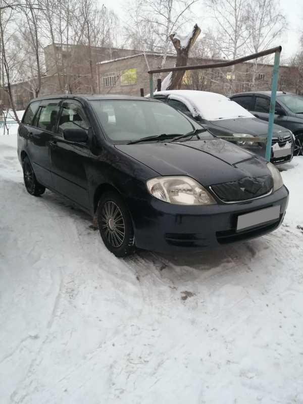 Toyota Corolla Fielder, 2003 год, 435 000 руб.