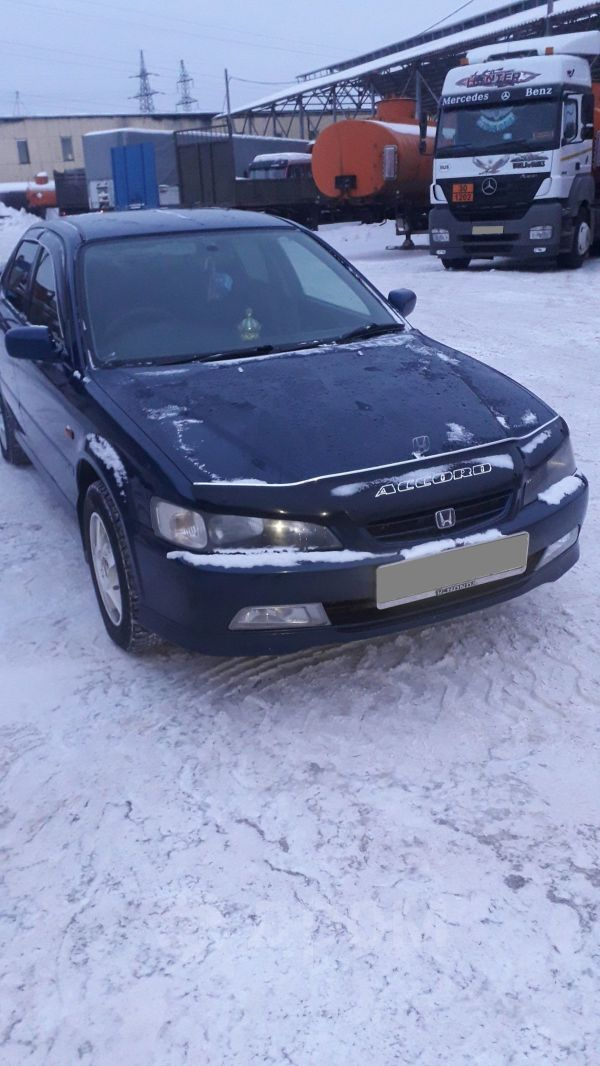 Honda Accord, 1997 год, 210 000 руб.