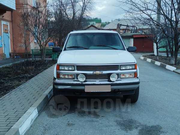 Chevrolet Tahoe, 1995 год, 600 000 руб.